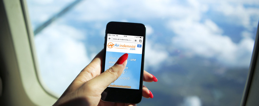 Le « mode avion » des smartphones n'est plus obligatoire à bord des avions
