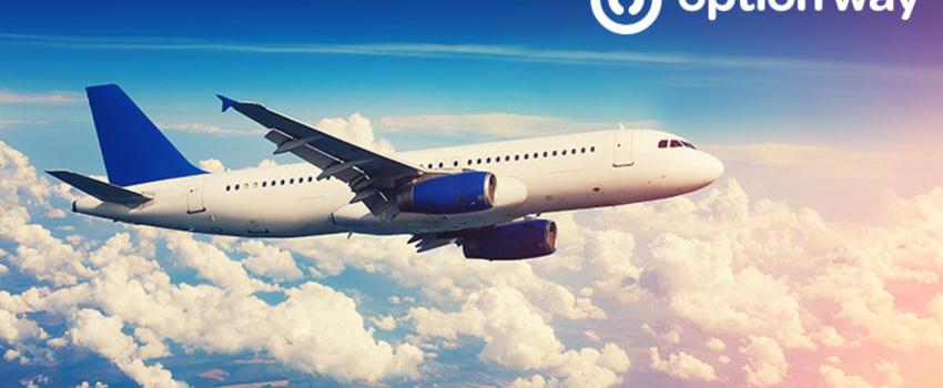 Achetez moins cher votre billet d'avion grâce à Option Way