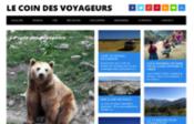 Le Coin des Voyageurs - Un blog très complet tenu par une amoureuse des voyage lointain