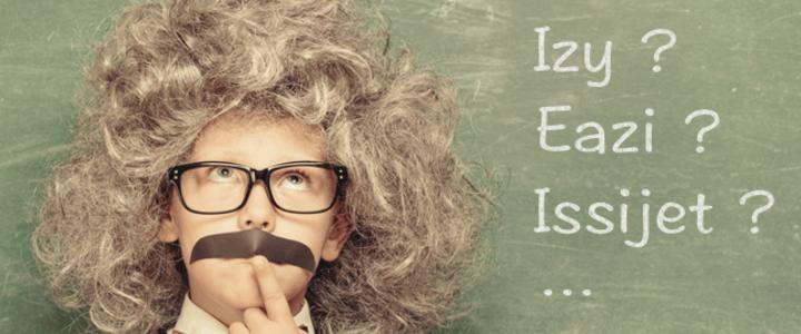 Insolite :  easyJet confirme l'adage que les français et l'anglais ne font pas bon ménage !