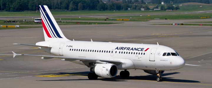 Air France en grève pendant les vacances de printemps