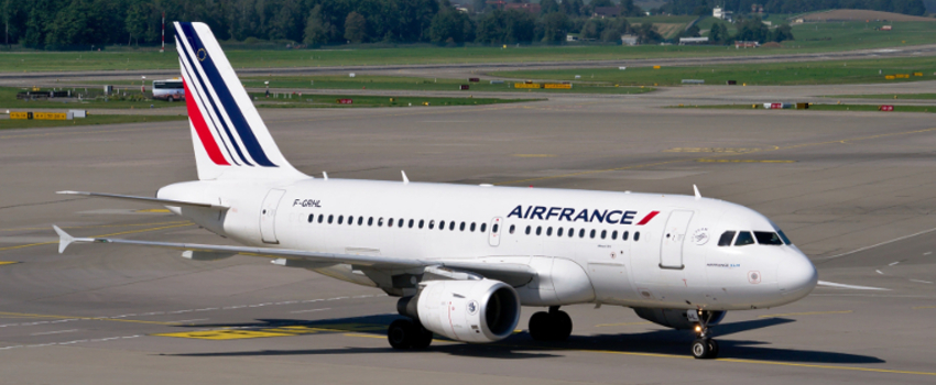 Grèves chez Air France pendant les vacances de printemps