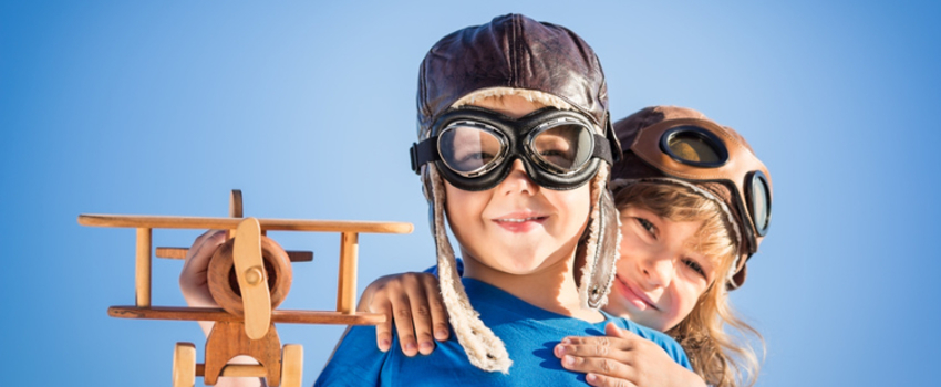 """Voyagez en famille avec les compagnies aériennes """"child-friendly"""" !"""