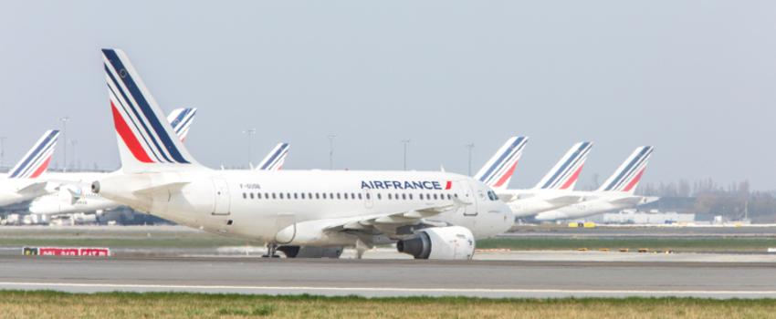 Air France : les syndicats lèvent le préavis de grève