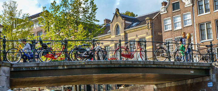 "5 villes ""cyclistes-friendly"" à visiter en Europe"