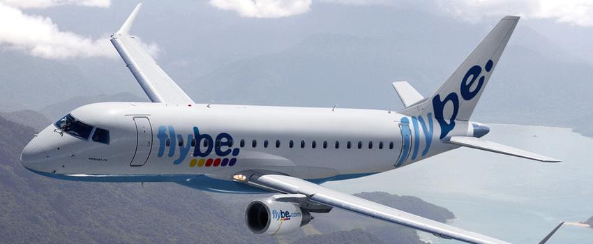 En difficulté, la low-cost Flybe annonce sa mise en vente
