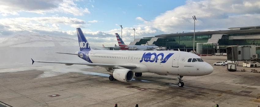 Fin officielle de Joon : PNC et flotte réintégrés par Air France