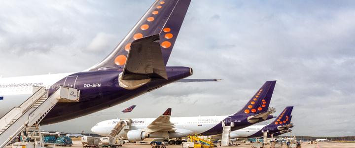 Grève en Belgique : Brussels Airlines annule tous ses vols le 13 février