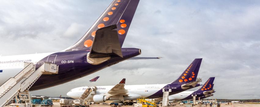 Brussels Airlines annule tous ses vols le 13 février