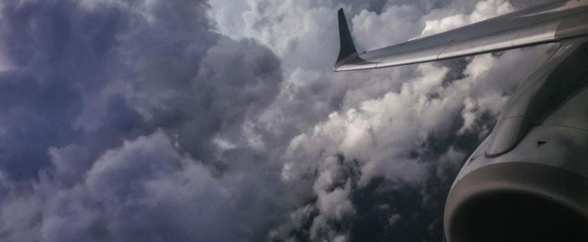 Qu'est-ce qu'une turbulence ou un trou d'air ?