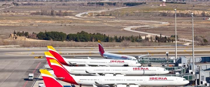 Les personnels au sol d'Iberia en grève à Barcelone les 27 et 28 juillet