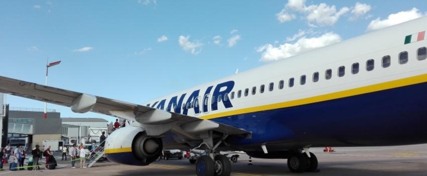 Grèves des pilotes britanniques de Ryanair fin août et début septembre