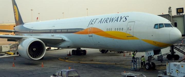 La compagnie indienne Jet Airways suspend ses vols internationaux temporairement