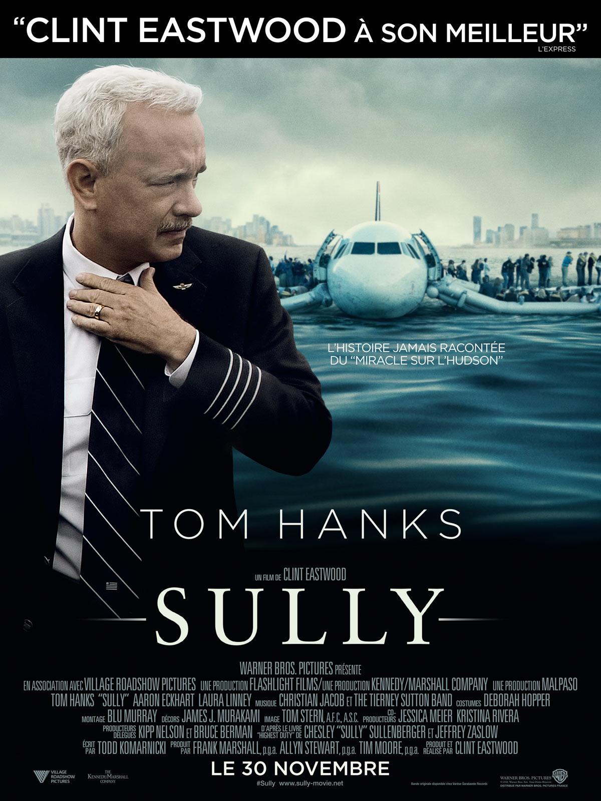 Affiche film Sully