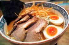 Le ramen, plat traditionnel du Japon